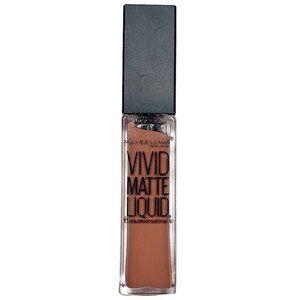 Maybelline Vivid Matte Liquid Lipstick Nude Thrill